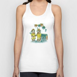 the BalloonFish Vendor Unisex Tank Top