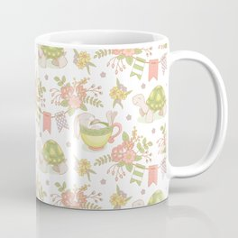 Hare and Tortoise -pattern- Coffee Mug
