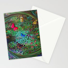 Butterfly Ball Stationery Cards