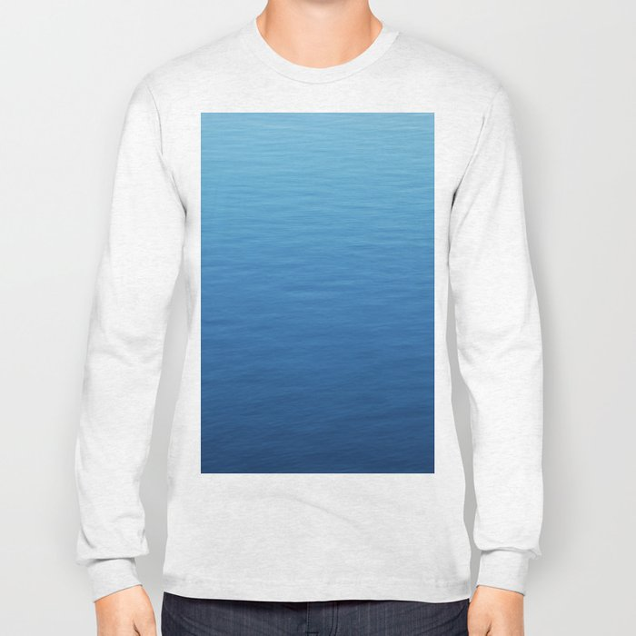 Where did all the waves go? Long Sleeve T-shirt