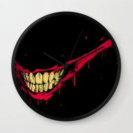Just Kidding. Wall Clock