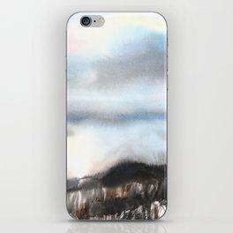 Sumie No.18 Evening Hokkaido iPhone Skin