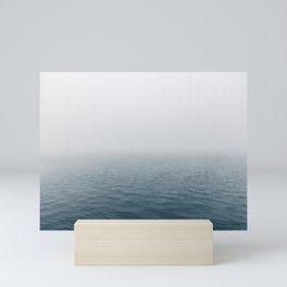 The Lake Mini Art Print