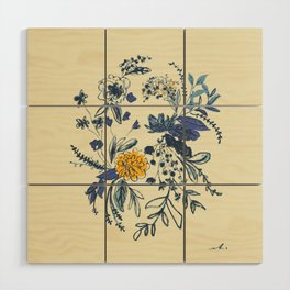 Vulnerability Is Scary, But Look At How Beautiful It Looks Wood Wall Art