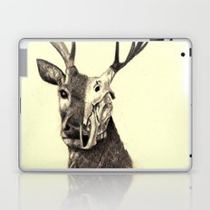 Life and Death piece 2 Laptop & iPad Skin