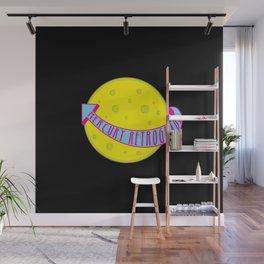 Mercury Retrograde Wall Mural