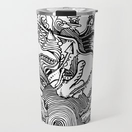 Swimming Pools Travel Mug