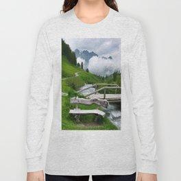 GREEN ART Long Sleeve T-shirt