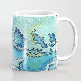 Striation, Brazilian Tide, 1 Coffee Mug
