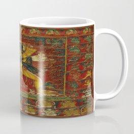 Buddhist Deity Kalachakra Coffee Mug