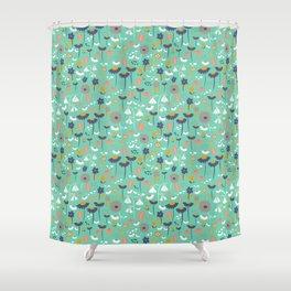 MY NEW GARDEN Shower Curtain