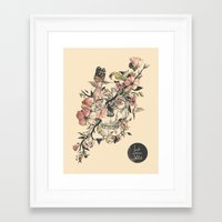 la Framed Art Prints featuring La Dolce Vita by Norman Duenas
