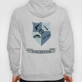 Winchester Coat of Arms Hoody