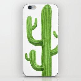 Cactus One iPhone Skin
