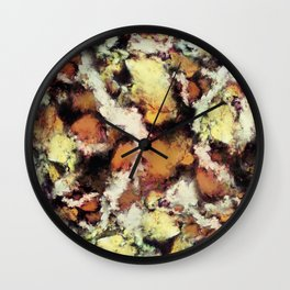 Fractured viewpoint Wall Clock