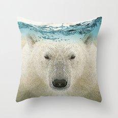 Polar Throw Pillow