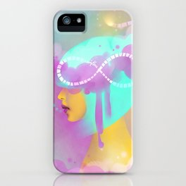 Overthinking iPhone Case