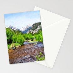 Estes Park Stationery Cards