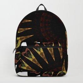 Mauve Mandala Backpack