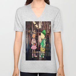 found love in a hopeless place Unisex V-Neck