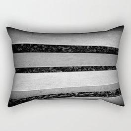 Steel Bars Rectangular Pillow