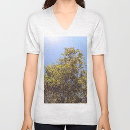 There Is No Autumn, Only Zul Unisex V-Neck