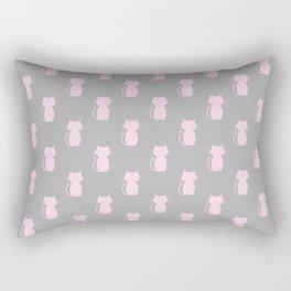 A Lot of Cats G/P Rectangular Pillow