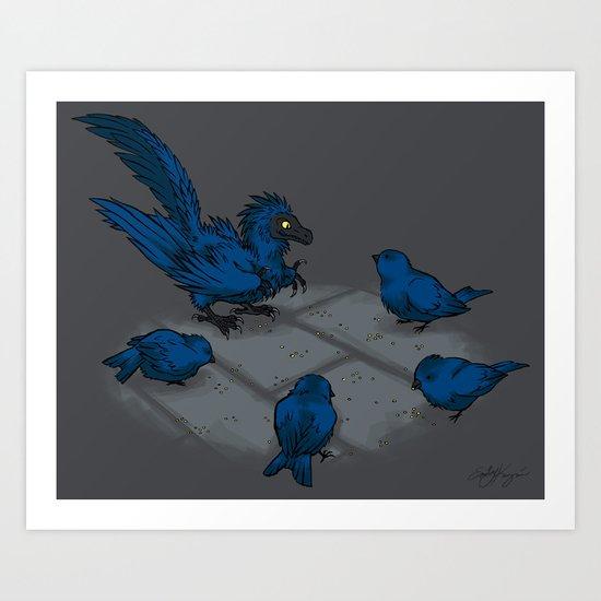 Family Reunion Art Print
