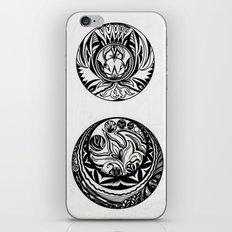 Mandala Designs iPhone & iPod Skin