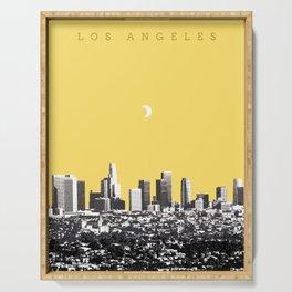 LOS ANGELES Serving Tray
