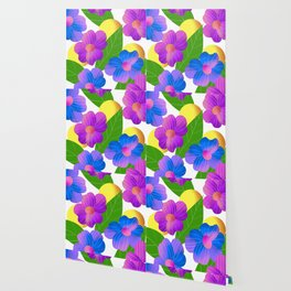 Floral pattern design Wallpaper