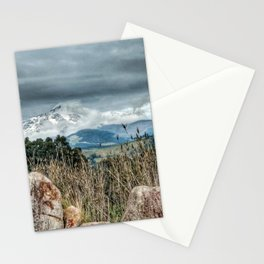 Of Rock and Sky Stationery Cards