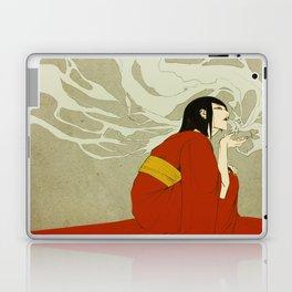 volcano -day version- Laptop & iPad Skin