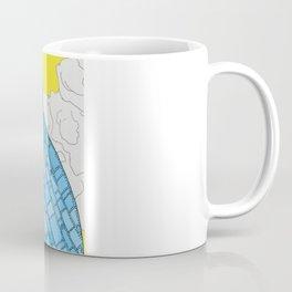 Water Tower Dragon Coffee Mug