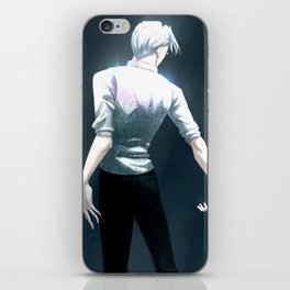 Victor's back iPhone Skin