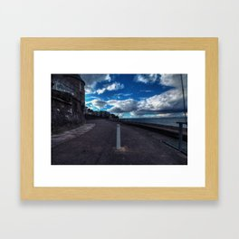 Isle of Wight Framed Art Print