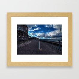 Isle of Wight Framed Art Print