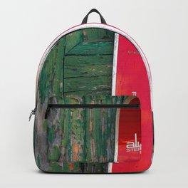 Vintage Skis - Fischer Alu Backpack