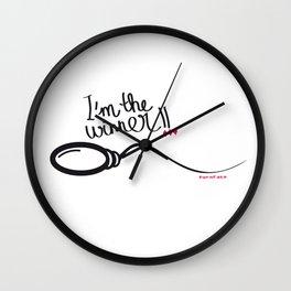 sperm&ovum Wall Clock