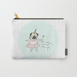 When i grow up Carry-All Pouch