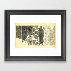 - 7_DoF - Framed Art Print
