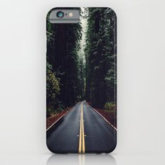 The woods have eyes Slim Case iPhone 6