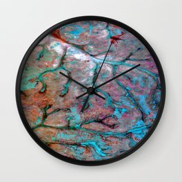 Brain damage Wall Clock