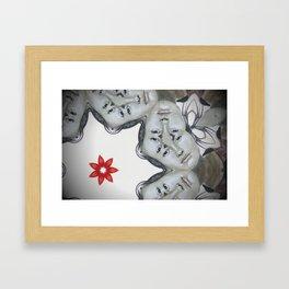 Kaleidoscope F9 Framed Art Print
