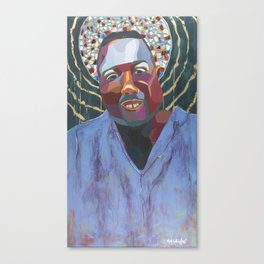 The Tribute Series-Alton Sterling Canvas Print