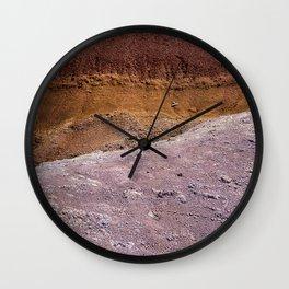 Abundance Wall Clock