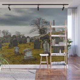 Old Burial Hill, Salem, MA Wall Mural