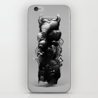 insect iPhone & iPod Skins featuring INSECT by gabriel