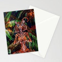 Mystic Tigress Stationery Cards