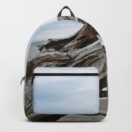 Natural Driftwood Backpack